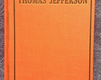 The Life of THOMAS JEFFERSON by Edward S. Ellis A.M.