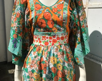Vintage bohème dress