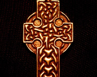 Celtic Cross - Gaut's Cross - C-09