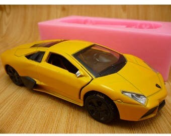 3D Car Silicone Mold