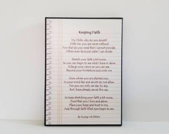 Faith poem-Christian poem on faith-original faith poem-original Christian poem-christian inspiration-Christian gift-faith original poem-poem
