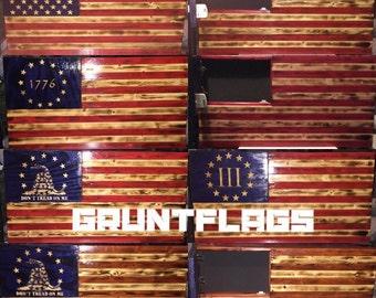 Small concealment flag