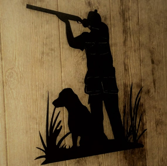 Duck Hunting Waterfowl Decor Duck Wall By OurLittleShopDesigns