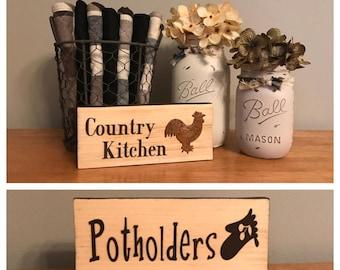 Mason Jar Kitchen Decor Mason Jar Decor Kitchen Set Rooster Decor Kitchen Decor Country Kitchen Decor