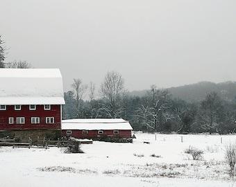 Winter Geer Rd Farm