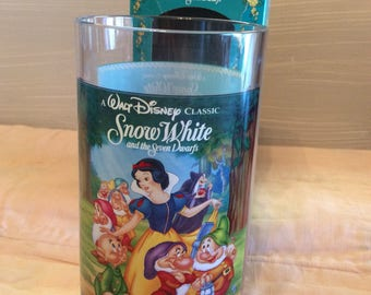 1994 Disney Snow White and the Seven Dwarfs Burger King Cup ~ Collectors Series