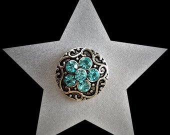Snap Jewelry  for your Noosa or Gingersnap Jewelry. 20 mm snap Jewel Fits Noosa & Gingersnap and other brand Snap Jewelry