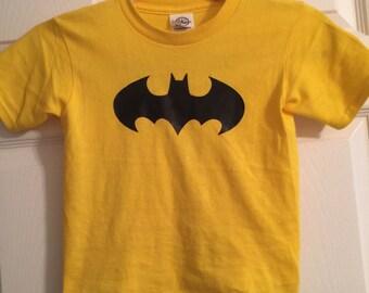 Children's Superhero Shirts