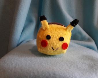 Pikachu Cube Plush