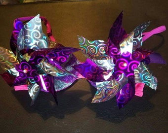 Pinwheel Princess Costume Cosplay Rave Bra in 34B