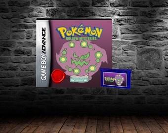 Pokemon Hollow Mysteries - Legendary Pokemon Adventure - GBA - FireRed