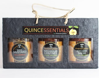 QUINCEssentials Gift Pack - choose 3 JARRED products!
