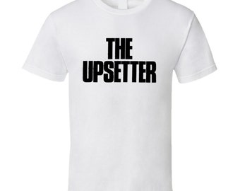 Vintage Reggae T-shirt - The Upsetter Logo