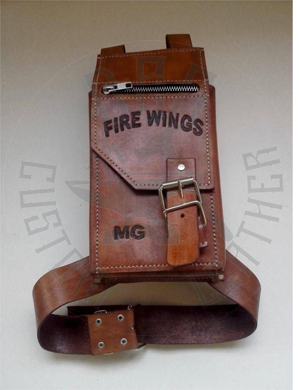 fait main en cuir sac cuir moto cuir leg holster ceinture. Black Bedroom Furniture Sets. Home Design Ideas