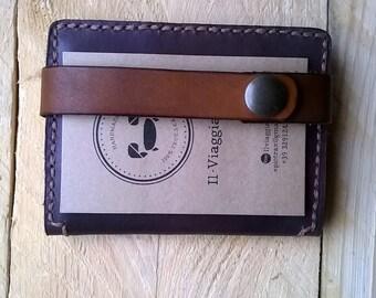 bifold credit card holder