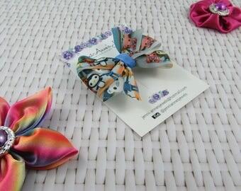 Pinwheel Hair Bow Clip - Octonauts