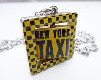 New York, New York necklace, New York jewelry