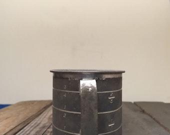 Antique Measuring Cup