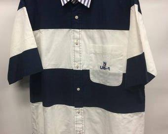Rare Vintage Nautica Dress Shirt