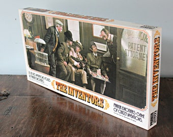 The Inventors Board Game