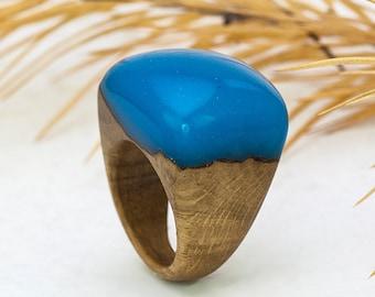 Wooden Handmade Ring