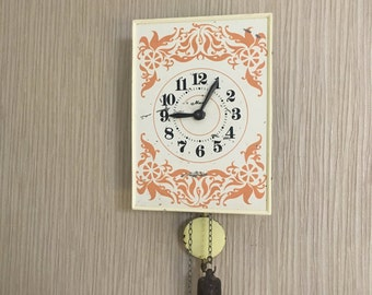 Vintage Soviet Clocks Working CLOCK