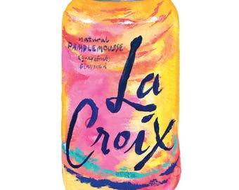 Grapefruit La Croix Can
