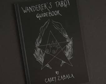 Wanderer's Tarot Guidebook