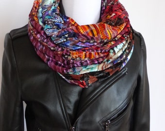 TOP Jersey, Snood Scarf