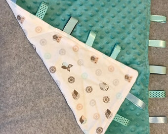 Security Baby Blanket, Baby Blanket, Newborn Baby Blanket