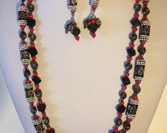 Necklace & Earring Set ... MS-508