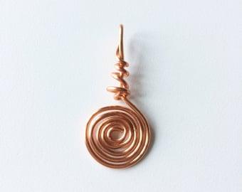 Copper Swirl