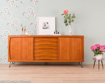 60s sideboard, Denmark, us, vintage (605005)