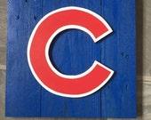 Pallet Baseball Logo Wall Art For Super-fans! Pallet Wall Decor & Pallet Painting
