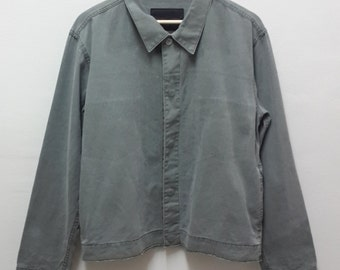 Rare ! UNDERCOVERISM For REBELS Languid SS04 Jacket Size Large
