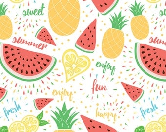 Summer Fun Wrapping Sheets