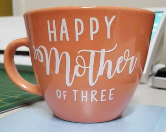 Mother's Day Gift. Personalized Coffee Mug