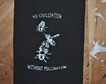 No Civilization without Pollination Patch