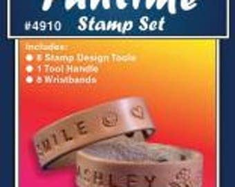Leather Craft Kit-Funtime Stamp Set