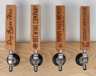 Set of 10 Custom Tap Handle, Beer Gifts For Men, Unique Beer Gifts, Funny Beer Gifts For Beer Lovers, Beer Birthday Gifts, Gifts For Men