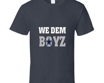 We Dem Boyz Cowboys Grey Tshirt