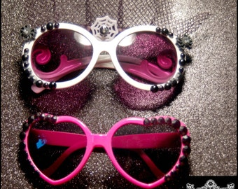 Bedazzled sunglasses