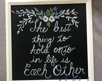 Chalkboard Signs, Farmhouse signs, Wedding chalkboards, Quote Chalkboards, Chalkboard Signs