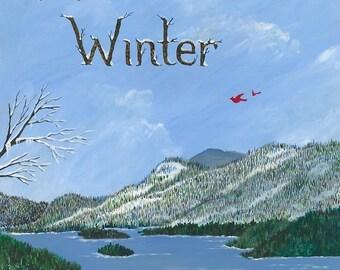 Adirondack Winter print