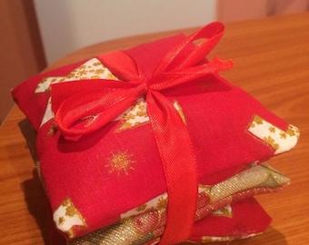 Christmas Lavender sachets