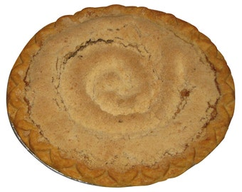 "Bird-in-Hand Bake Shop Homemade Wet-Bottom Shoofly Pie, 9"""