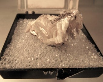 Cerussite from Flux Mine