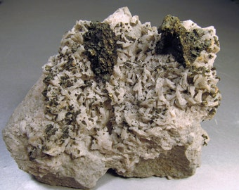 Dolomite & Sphalerite