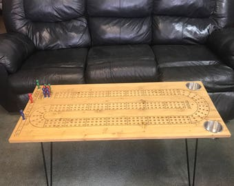 Cribbage Table