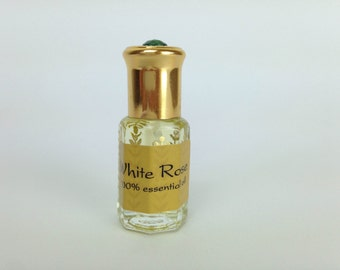 White Rose Pure Essential Oil and Perfume Spray